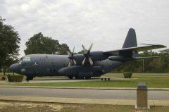 Lockheed AC-130A Hercules 53-3129 USAF