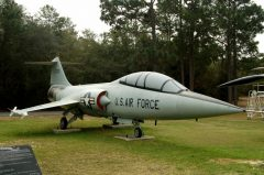 Lockheed F-104D Starfighter 57-1331 USAF, Air Force Armament Museum