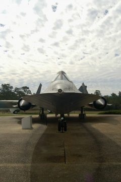 Lockheed SR-71A Blackbird 61-7959 USAF, Air Force Armament Museum