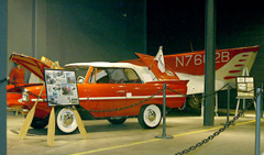 Forney Museum of Transportation Martin Amphibious Air Car MI-C85 N7602B