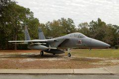 McDonnell Douglas F-15A Eagle 74-0124 EG USAF, Air Force Armament Museum