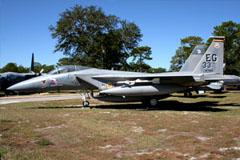 Air Force Armament Museum McDonnell-Douglas F-15A Eagle 74-0124/EG