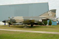 McDonnell Douglas F-4C Phantom II 64-0817 XC USAF, Air Force Armament Museum