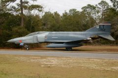 McDonnell Douglas RF-4C Phantom II 67-0452 ET USAF, Air Force Armament Museum