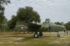 North American B-25J Mitchell 44-30854 US Army Air Force, Air Force Armament Museum