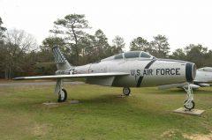 Republic F-84F Thunderstreak 51-9495 FS-495 USAF, Air Force Armament Museum