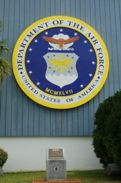Seal of the United States Air Force, Air Force Armament Museum