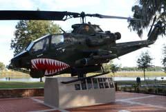 Bell AH-1F Cobra  67-15722, Hillsborough County Veterans Memorial Park and Museum