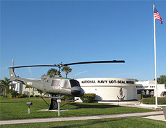 Bell UH-1B Iroquois 312 National Navy UDT - SEAL Museum