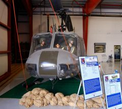 Bell UH-1V Iroquois 66-16138 US Army, Valiant Air Command Warbird Museum, Titusville, FL