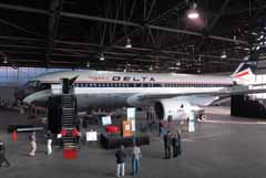 Boeing 767-232 N102DA Delta Flight Museum