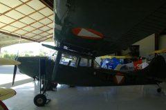 Cessna L-19 Birddog N4443P/3A-CH Austrian Air Force, Warbird Adventures/Kissimmee Air Museum, Kissimmee, FL
