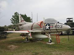 142741/AC-403 Douglas A4D-2 Skyhawk