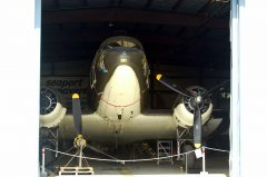 Douglas C-47A Skytrain N3239T 42-100591 Z8-V USAAF Valiant Air Command Warbird Museum, Titusville, FL