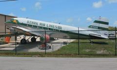 Douglas DC-3A Skytrain N763A EAA Museum