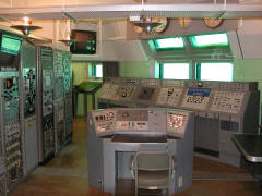 Firing Room B Air Force Space and Missile Museum