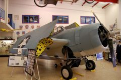 Grumman FM-1 Wildcat 14994 F-7 US Navy, Valiant Air Command Warbird Museum, Titusville, FL