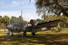 Grumman OV-1D Mohawk 68-16998 US Army, Valiant Air Command Warbird Museum, Titusville, FL