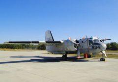 Grumman US-2B Tracker N5244B/6534 US Navy, Warbird Adventures/Kissimmee Air Museum, Kissimmee, FL
