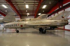 Mikoyan Gurevich MiG-21U-600 4820 Valiant Air Command Warbird Museum, Titusville, FL