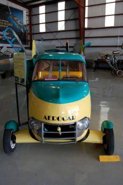 Molt Taylor Aerocar N102D Warbird Adventures/Kissimmee Air Museum, Kissimmee, FL