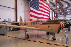 Nord N.1101 Noralpha (Me 208) 13 Luftwaffe, Valiant Air Command Warbird Museum, Titusville, FL
