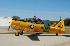 North American SNJ-6 Texan N452WA/WA-034 US Marines