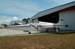 Northrop F-5E (SSBD) Tiger || 741519 NASA DARPA, Valiant Air Command Warbird Museum, Titusville, FL