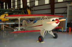 Pitts S-1C Special N691CP, Warbird Adventures/Kissimmee Air Museum, Kissimmee, FL