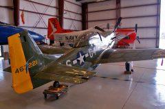 Stewart S-51 Mustang N76PH 463221 G4-S Valiant Air Command Warbird Museum, Titusville, FL