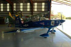 Vans RV-6A N254SH/AE-18, Warbird Adventures/Kissimmee Air Museum, Kissimmee, FL