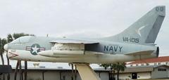 Vought A-7A Corsair II 152650/AC-400