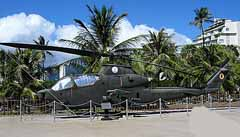 Bell AH-1F Cobra 67-15796, Hawaii Army Museum Society