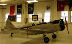 Fairchild PT-23 383175/75, Idaho Military History Museum