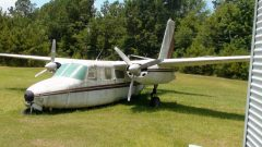 AeroCommander 560A Veterans Memorial Museum