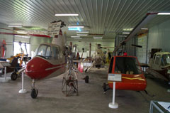 Archimedes Rotorcraft and V/STOL Museum Mentone, Indiana