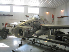 Bell X-14B N704NA, Ropkey Armor Museum