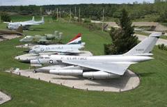 Convair TB-58A Hustler 55-0663, Grissom Air Museum