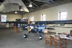 Funk B-75 NC22678, Coffeyville Aviation Heritage Museum