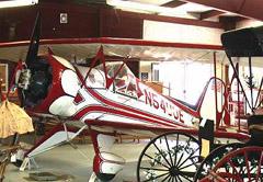 Krier Kraft Acromaster N5400E, Pioneer Krier Museum
