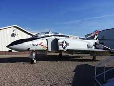 McDonnell Douglas F-4N Phantom 150444, NF-100, Prairie Aviation Museum