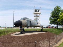 McDonnell F-4C Phantom II 64-0844, Atterbury-Bakalar Air Museum