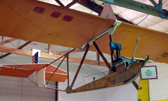 Northrop Primary Glider, Iowa Aviation Museum