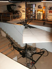 Purvis-Wilson Helicopter, High Plains Museum, Goodland, Kansas