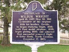 Wilbur Wright Birthplace & Museum Hagerstown, Indiana