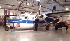 Aero Commander U-4B Regional Military Museum, Houma