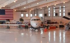 Airbus A320-214 N106US US Airways, Carolinas Aviation Museum