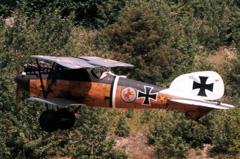 Albatros D.Va N12156, Old Rhinebeck Aerodrome, NY