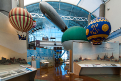 Albuquerque International Balloon Museum Albuquerque, New Mexico