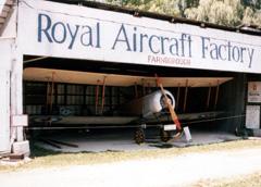 Avro 504K 2939/N4929, Old Rhinebeck Aerodrome, NY